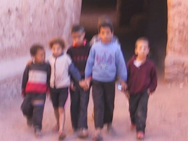 Les enfants de Taourirte, Ouarzazate