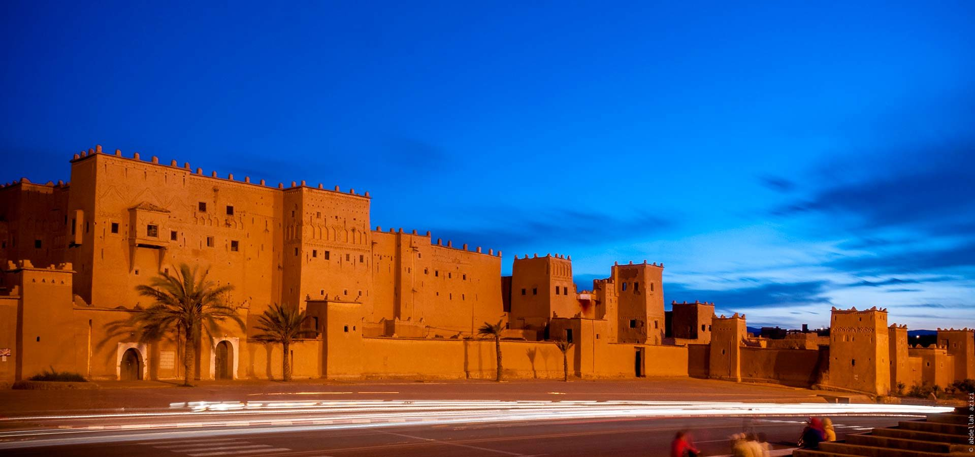 Taourirte est la médina ancienne de Ouarzazate, fief des anciens caïds Glaoui et aujourd'hui lieu mémoire du territoire