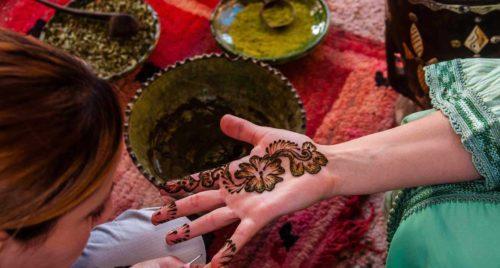 La passion du henné