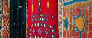 Le tapis de Taznakhte, tradition, art et beauté