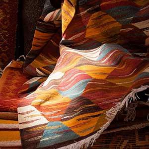 Le tapis est l'expression de l'art des femmes amazighes du Maroc