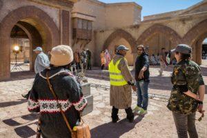 Ouarzazate ouvre ses bras au cinéma marocain