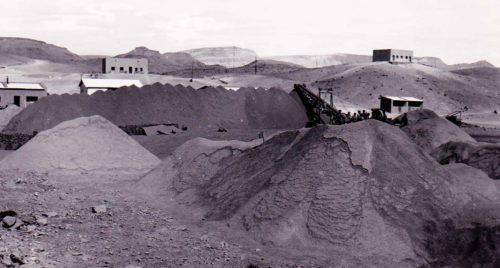 Le Sud Est du Maroc, terre d'aventure pour les explorateurs miniers