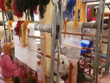 Les femmes amazighes travaillent à Ouarzazate pour maintenir en vie leurs traditions