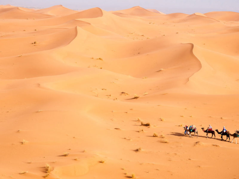 Kafila - Desert et Montagne Maroc - 1