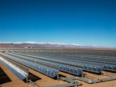 Ouarzazate accueille la première centrale solaire du Maroc
