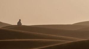 Le Sahara, l'espace miroir de l'aventure humaine en Afrique