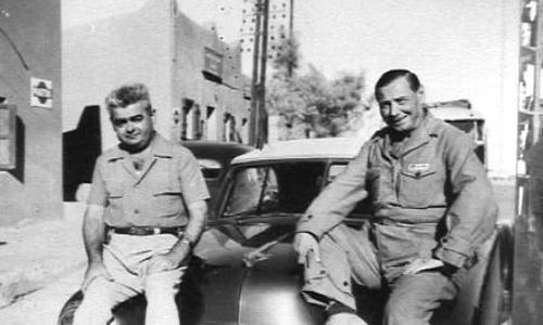 Dimitri Katrakasov à Ouarzazate