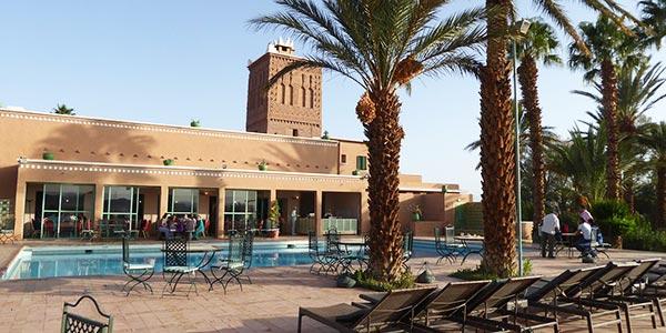 L'hôtel Kenzi Azghor de Ouarzazate aujourd'hui