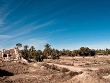 La région du Tafilalet, la belle au désert dormant