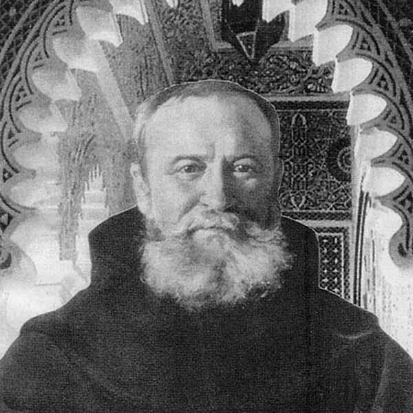 Le franciscain José Maria Antonio Lerchundi
