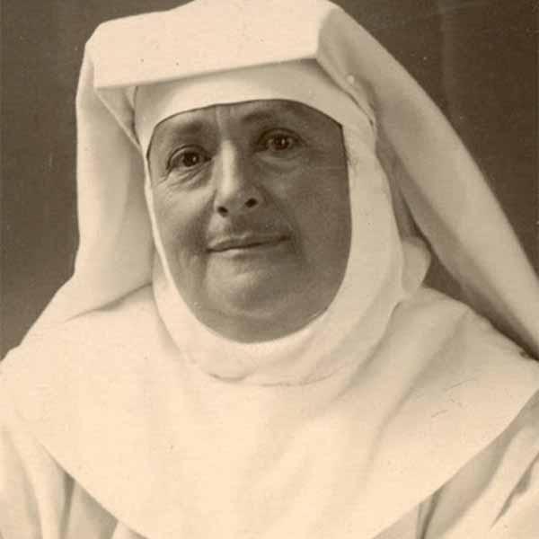 Sœur Marie de la Passion