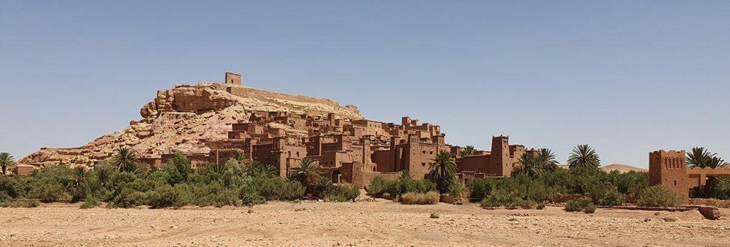 Le ksar d'Aït Ben Haddou, symbole de l'architecture amazighe - Par Eric Anglade