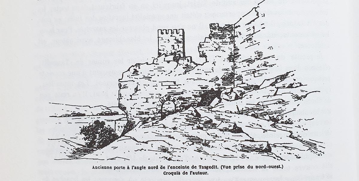 Aux portes d'Ouarzazate, la citadelle des trois princesses