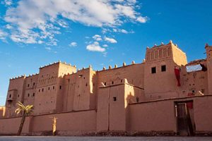 Casbah de Taourirte à Ouarzazate