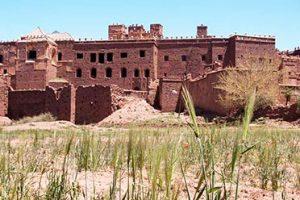 Kasbah de Telouet près d'Ouarzazate