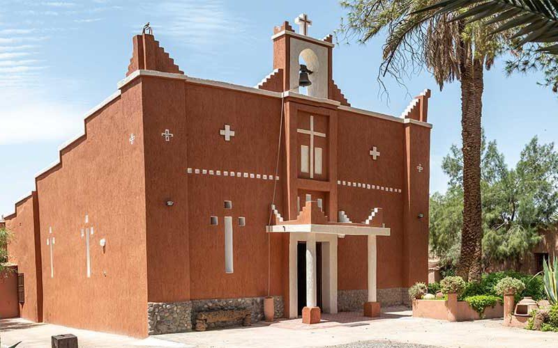 Eglise Ste Thérèse de Ouarzazate