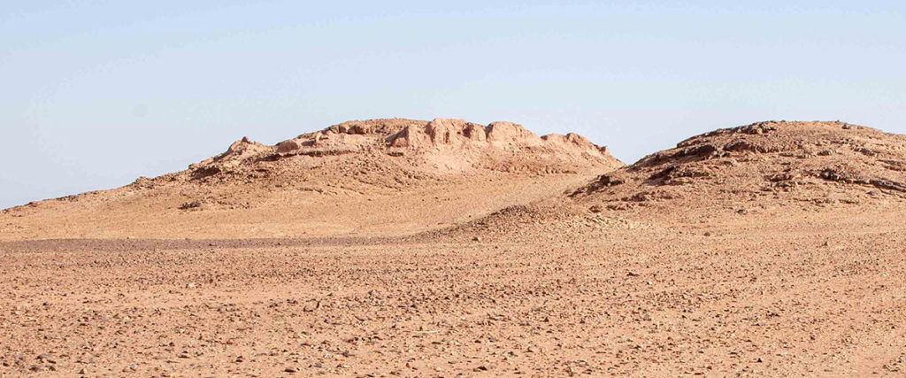 The Tidri site - Source: Jean Pierre Datcharry / Desert and Mountain Morocco