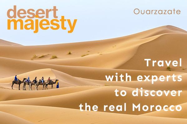 Agence Desert Majesty sur Ouarzazate
