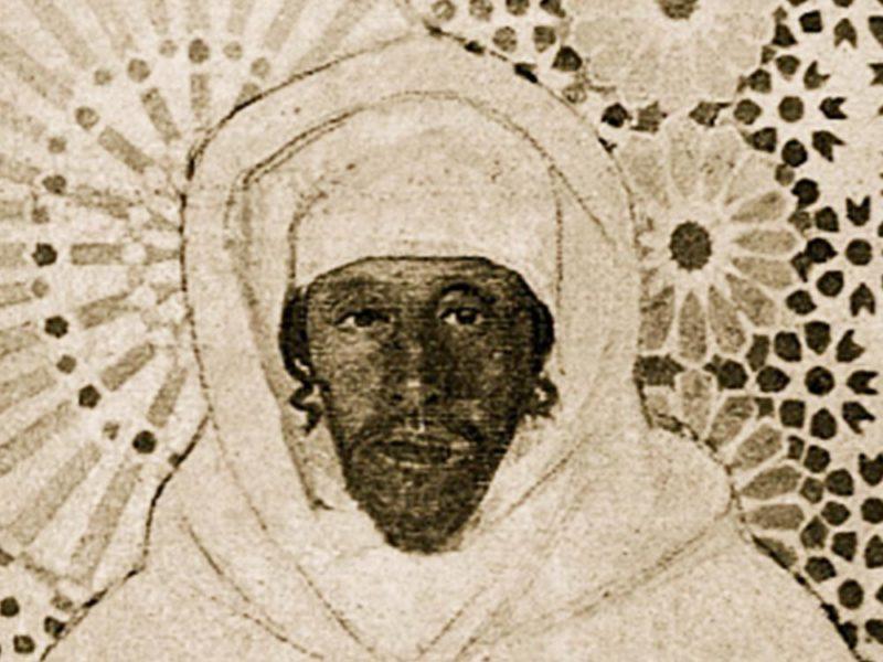 Le Glaoui de Marrakech par J. Majorelle