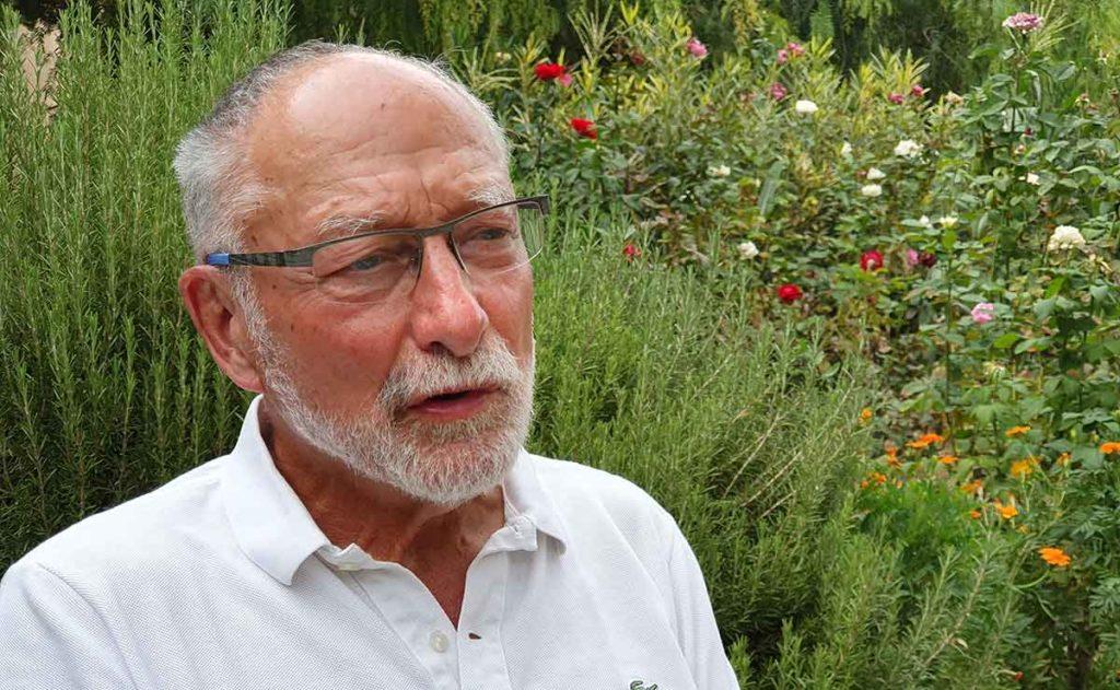 Michel Monbaron
