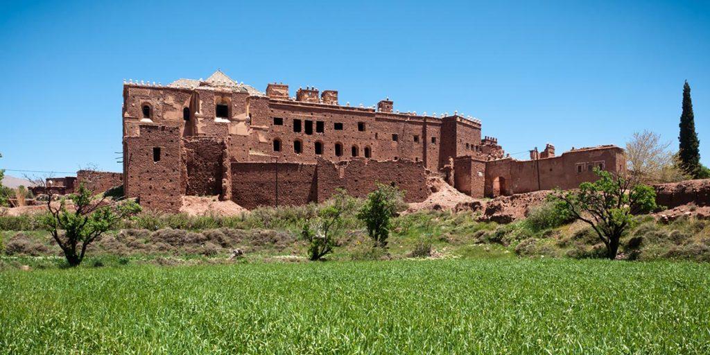 Kasbah Telouet, an abandoned jewel left behind