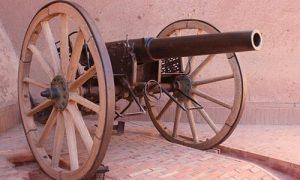 Ouarzazate-canon